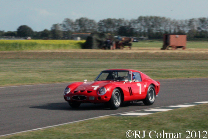 Ferrari 250 GTO Berlinetta, Goodwood Revival