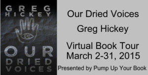 Our Dried Voices Tour Banner
