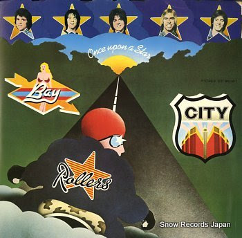 BAY CITY ROLLERS once upon a star
