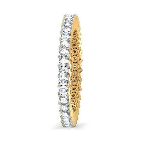 Luxurious 1 Carat Diamond Eternity Ring for Her   JeenJewels