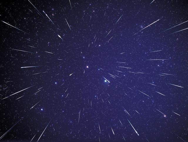 Les étoiles Filantes Propheties Apocalptique