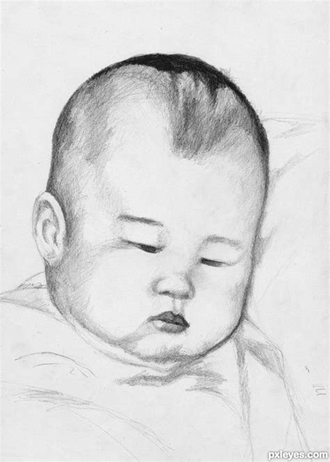 images  baby sketches  pinterest