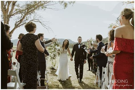 Hunters Quarter Pokolbin Hunter Valley Wedding