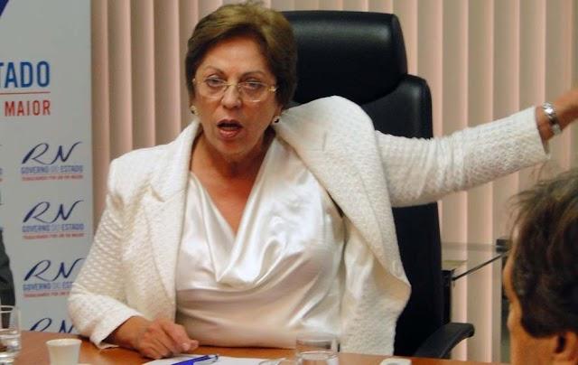 Justiça determina indisponibilidade de bens de ex-governadora do RN