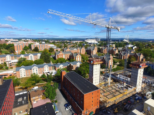 State College Pa State College Aims To Balance New High Rises