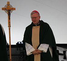 Bishop David Ricken of the Green Bay Catholic Diocese