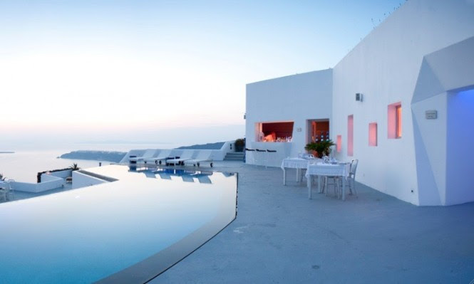 satorini grace deck and pool