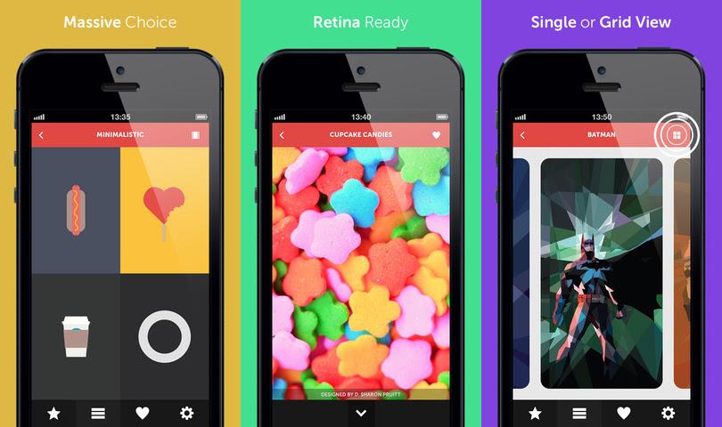 wallpapr1 8 aplicaciones de iPhone que todo diseñador debe poseer