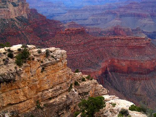 Dusk at the Grand Canyon