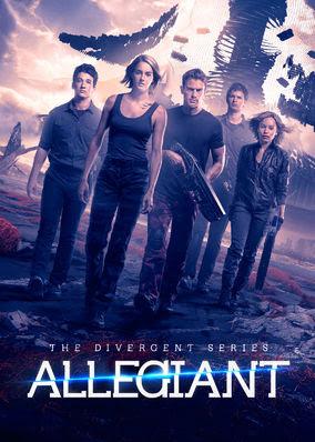 Divergent Series: Allegiant - Part 1, The