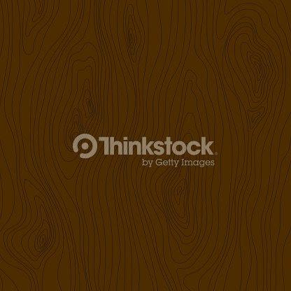 Texture En Bois Brun Motif De Grain De Bois Dessin Animé Abstrait