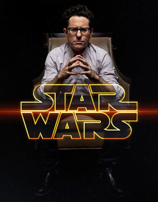 It's Official: Abrams to Direct Star Wars Pic