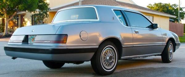 1985 Mercury Cougar - Information and photos - MOMENTcar