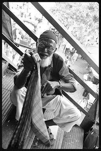 The Life Of An Old Muslim Hawker by firoze shakir photographerno1