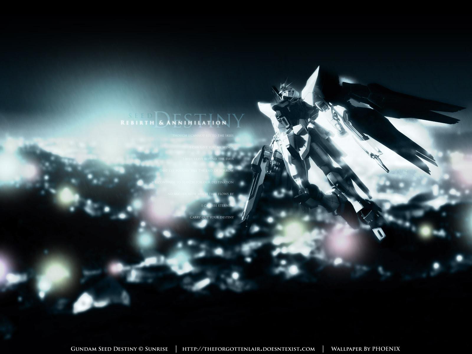 Destiny Gundam Gundam Seed Destiny 壁紙 24471320 ファンポップ