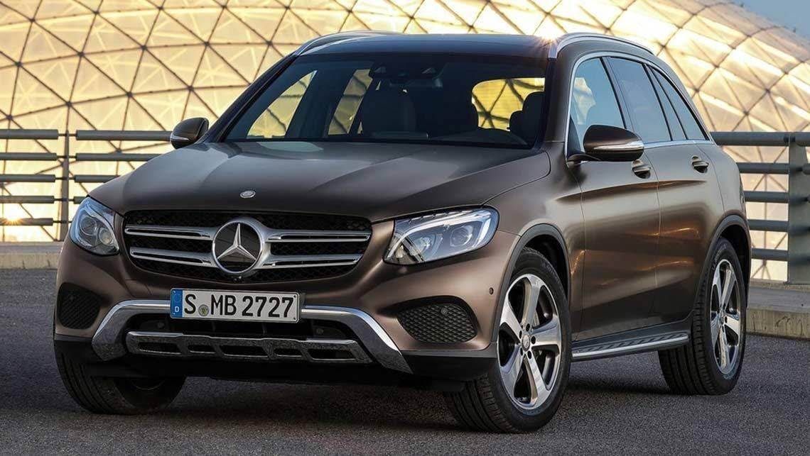 2015 Mercedes-Benz GLC SUV pricing announced - Car News ...