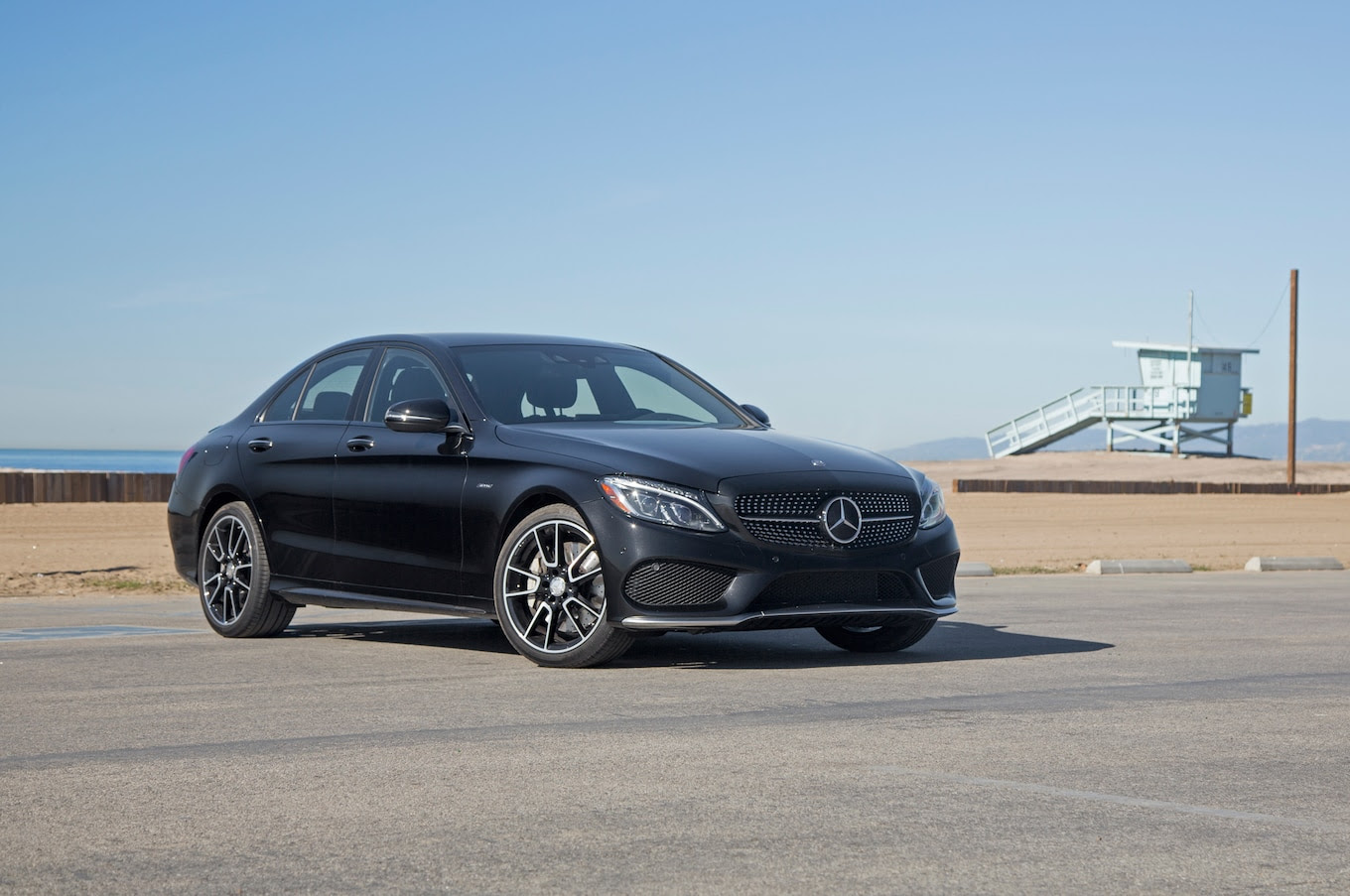 2016 Mercedes-Benz C450 AMG First Test Review - Motor Trend
