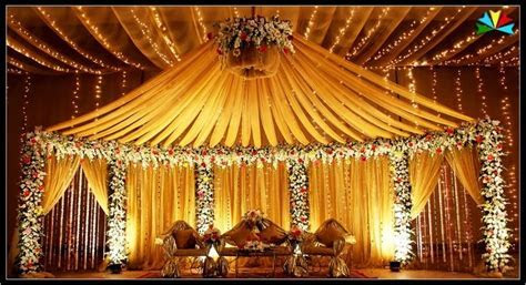 Wedding/Mehndi Decor/Stages on Pinterest   Indian Wedding