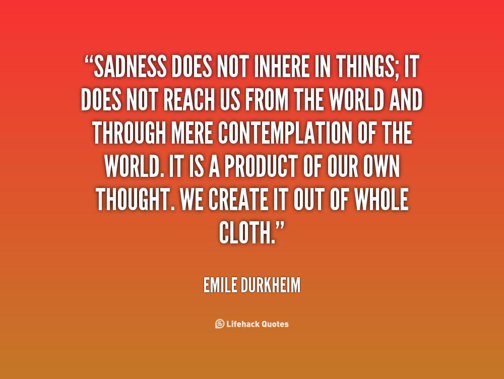 Emile Durkheim Quotes. QuotesGram