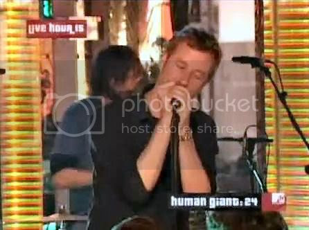 The National on MTV's 'Human Giant' (May 19, 2007)