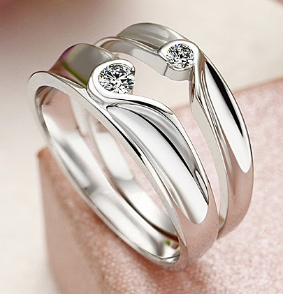 Bridal Wedding Bands Decorative Bands Titanium Polished with Satin Hammered Center Grooved Ring Size 11