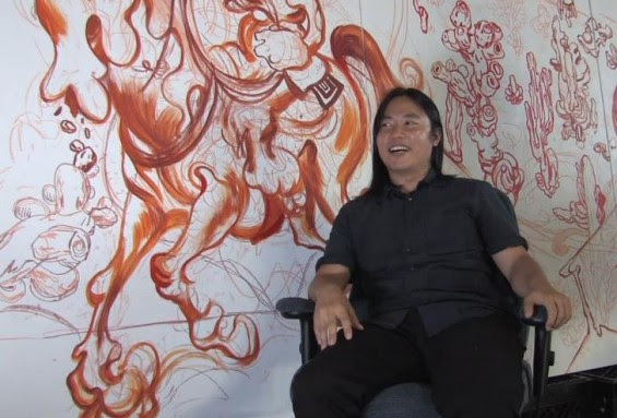 Image result for Taiwanese-American artist James Jean