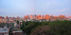 Sunrise in NY