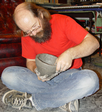 Archaic Stone Tools on Primitive Pottery Immersion  Archaeology And Stone Tools Workshop