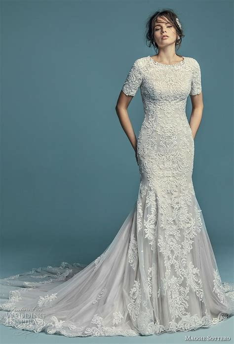 1091 best Half sleeve wedding dresses. images on Pinterest