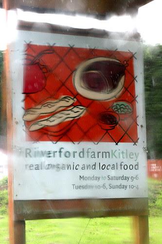 Riverford Farm Kitley