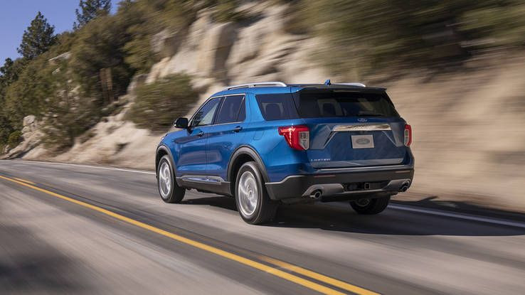 5 Things You Should Know About The 2020 Ford Explorer