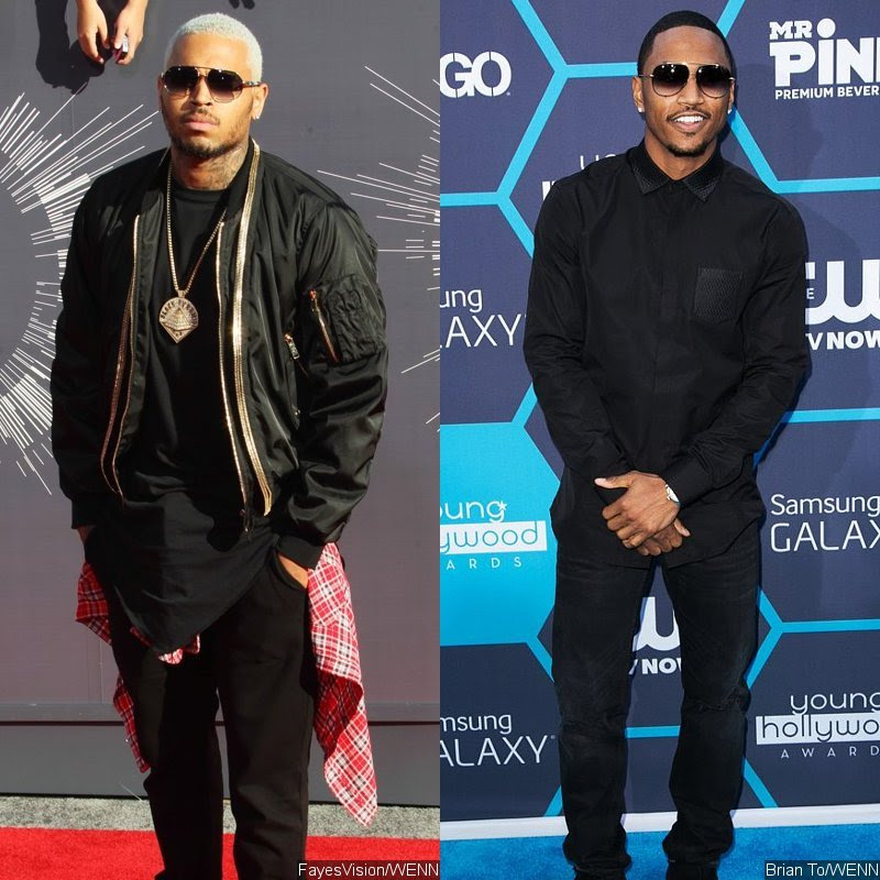 Chris Brown and Trey Songz Team Up for 'Tuesday' and 'Made Me' Remixes