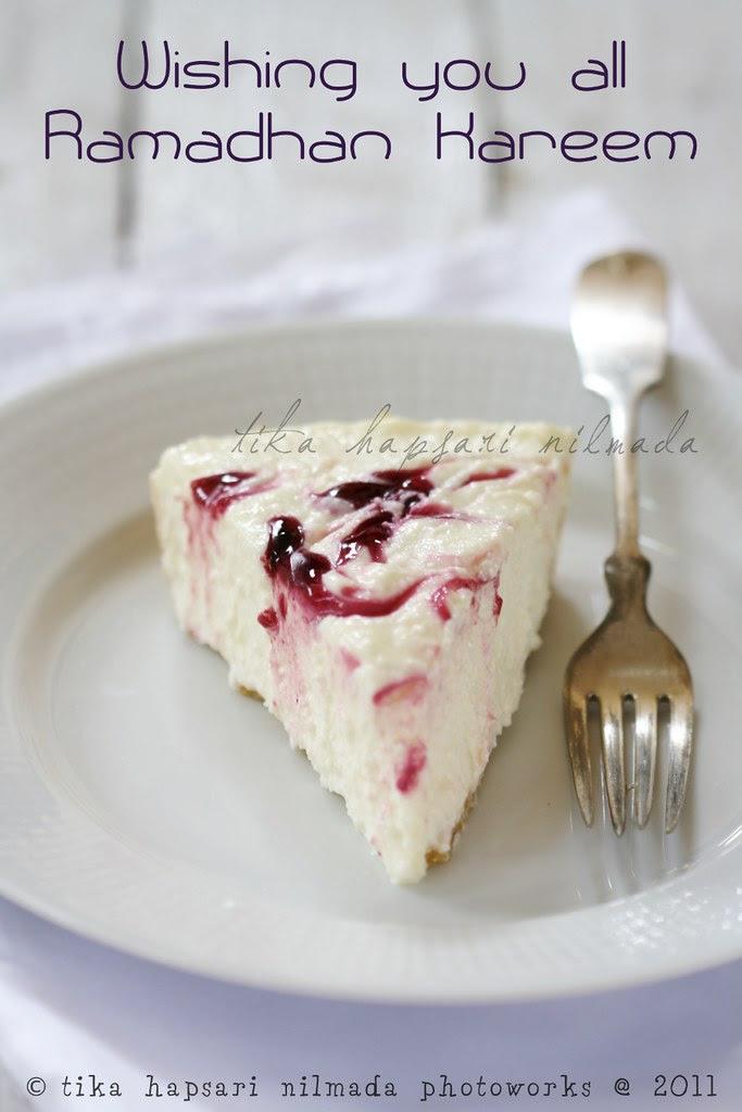 (Homemade) - Blueberry ricotta cheese pie