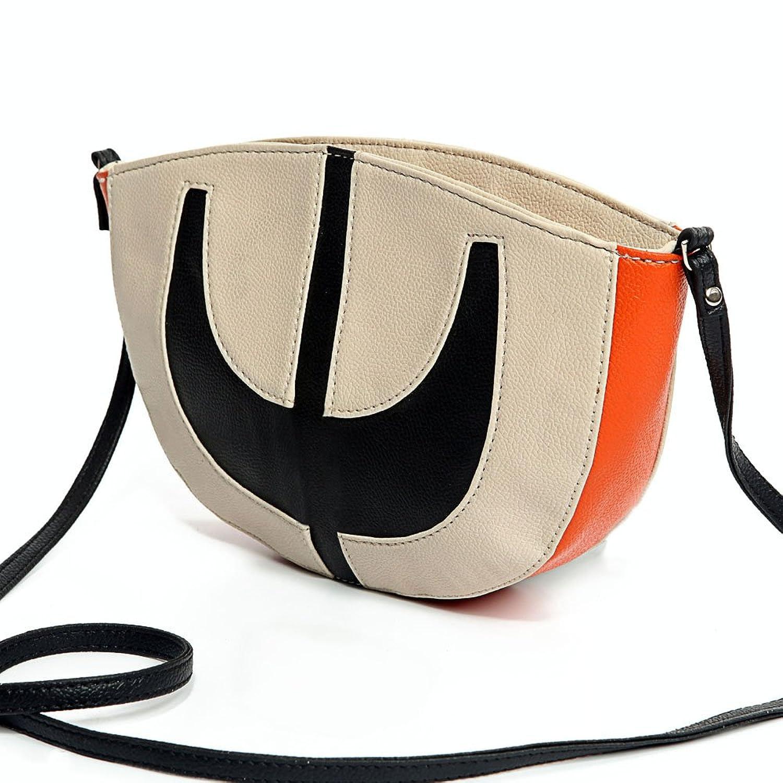 Bagsy Malone Ecru Elegant Sling Bag