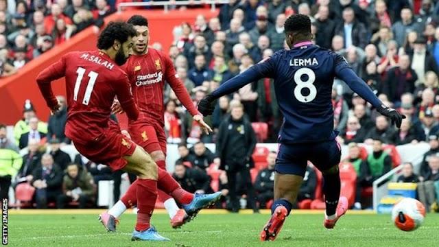 Liverpool 2 – 1 Bournemouth [PREMIER LEAGUE] HIGHLIGHTS 2019/20 #LIVBOU