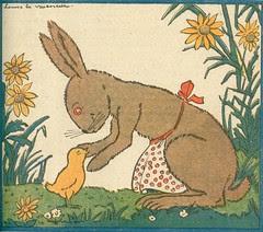 blancbec et les lapins