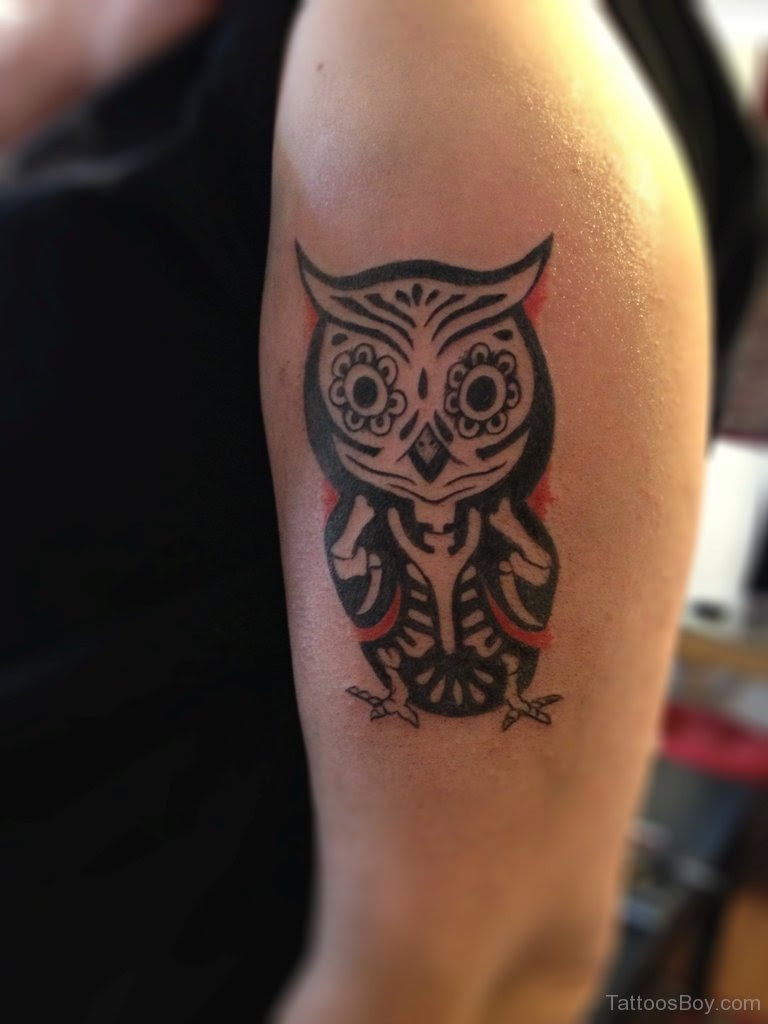 Tribal Owl Tattoo Design Tattoo Designs Tattoo Pictures