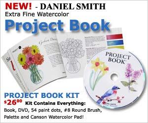 Daniel Smith - Watercolor Project Book