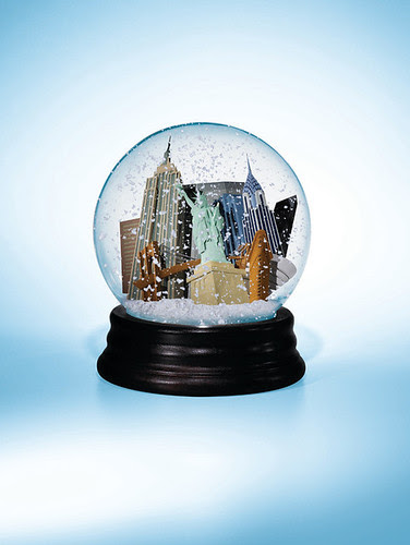 snow-globe-paper-sculpture-Gail-Armstrong