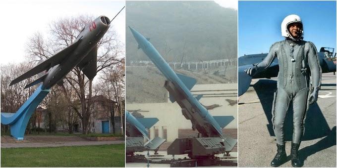 A história do MiG-19 abatido pelos próprios soviéticos na tentativa de interceptar o U-2