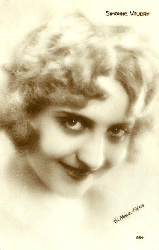 Simone Vaudry