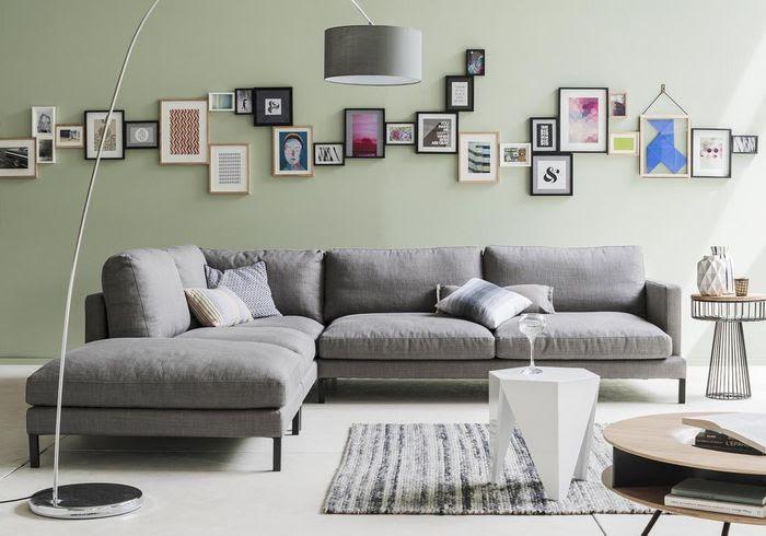 Idee Deco Mur Salon Design Idee Decoration Salon Murs Blanc Le Mur