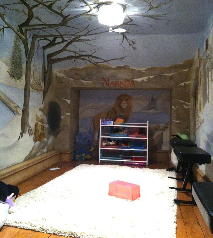 These 23 Creative Bedroom Designs Turn A Kid's Room Into A ...