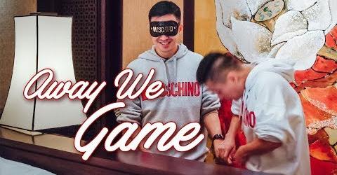 Away We Game Eps 1 - Adrian Anh Tuấn x Sơn Đoàn