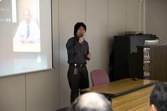 増月 孝信さん, JJUG + SDC JavaOne 報告会, Sun Microsystems 神宮前オフィス