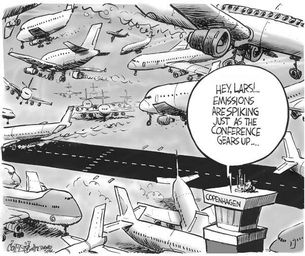 Cartoon by Patrick Corrigan