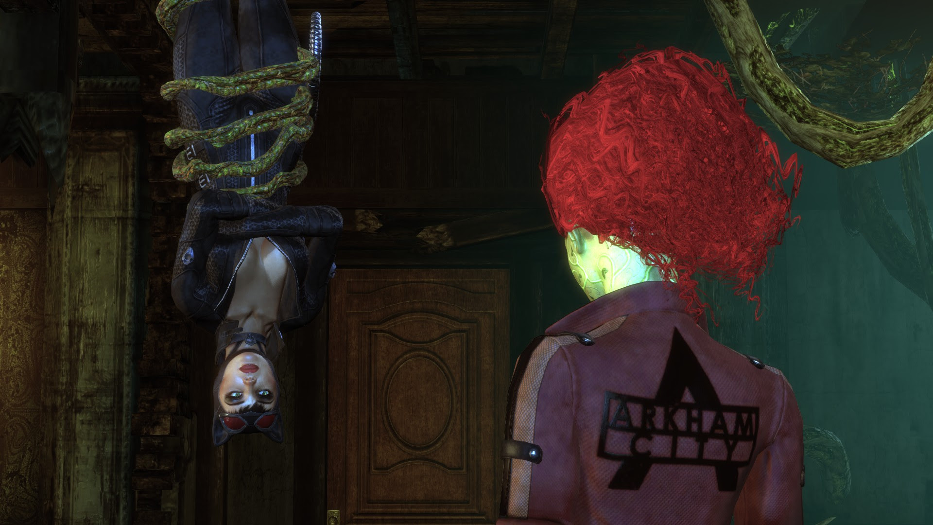 Catwoman And Poison Ivy Arkham City Slubne Suknie Info