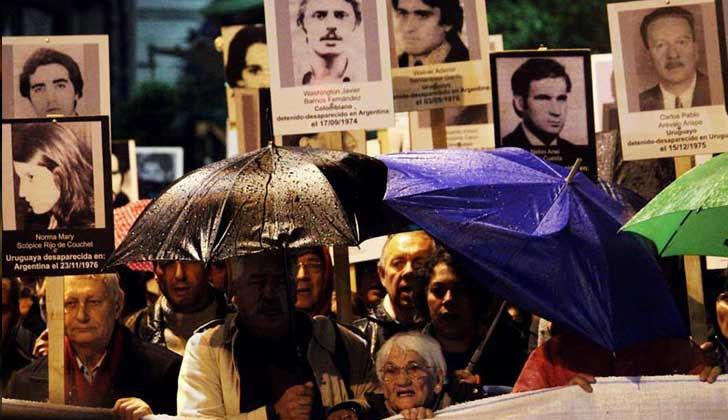 """20 de Mayo: """"La marcha sigue vigente porque no ha aparecido más verdad""""."""