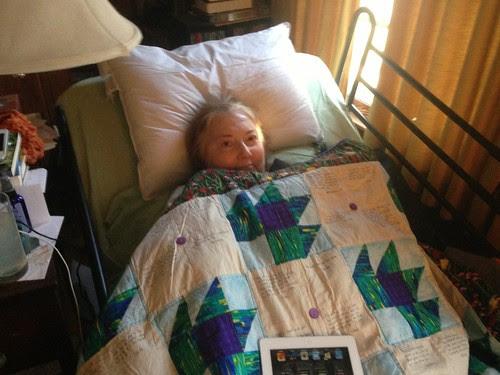 JJ in quilt