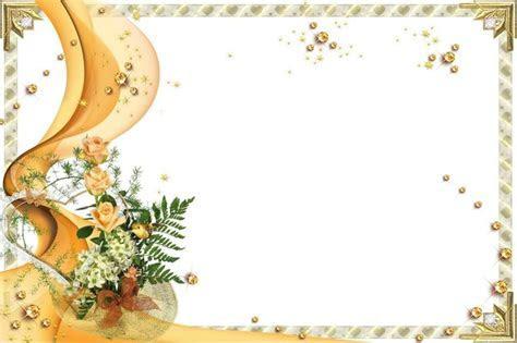 Wedding Card Design Free Download. Frame Wedding